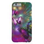 identificación del iPhone 6: Mariposas para Funda De iPhone 6 Barely There