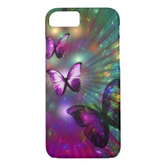 identificación del iPhone 7: Mariposas para Funda iPhone 7