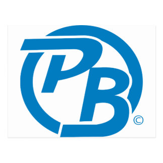 Identificación del logotipo de Pecky Boyz Postal