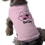 Identificación especial del perrito camisetas de perro