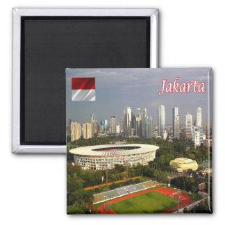Identificación - Estadio de la ciudad de Indonesia Imán Cuadrado