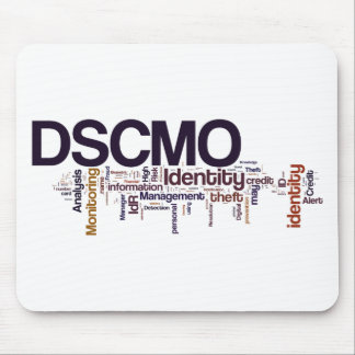 Identificación Mousepad de DSCMO Tapete De Raton