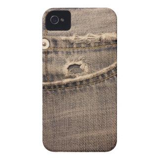Identificación rasgada de la casamata del bolsillo iPhone 4 carcasa