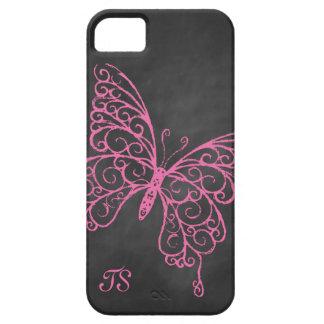 Identificación rosada de la casamata del iPhone 5  iPhone 5 Cobertura