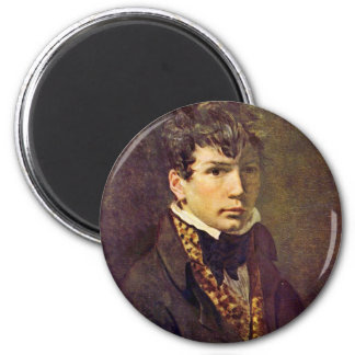 Identificado previamente como retrato Reidentif de Imanes De Nevera