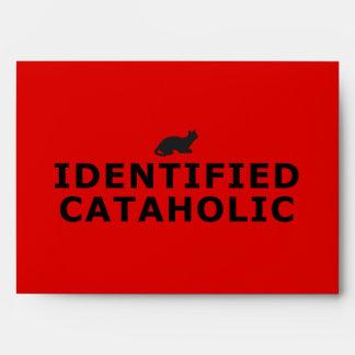 Identified Cataholic Envelope