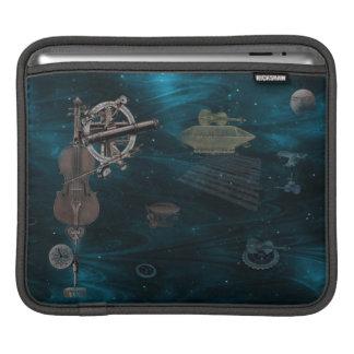 Identified Flying Violins iPad Sleeve