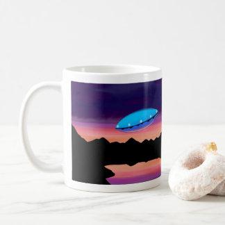 Identified Hovering Vehicle Coffee Mug