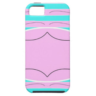 Identify (Blue and Pink) iPhone SE/5/5s Case