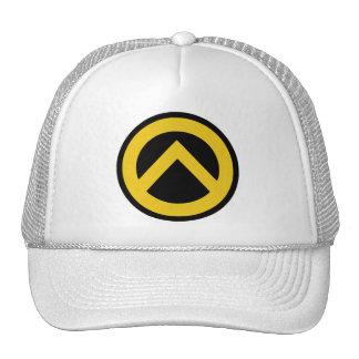 Identitäre Bewegung Lambda-Logo Caps