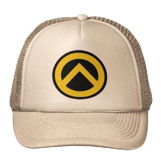 Identitäre Bewegung Lambda-Logo Netz Caps
