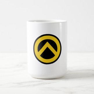 Identitäre movement (Lambda logo) Classic White Coffee Mug