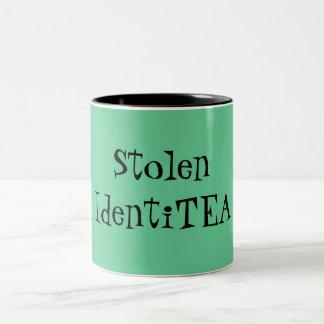 IdentiTEA robado Taza Dos Tonos