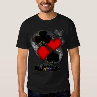 """Identiti """"ciudad del pecado """" camisas"""