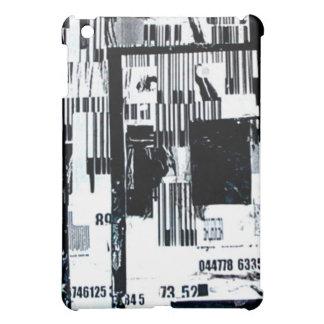 IDENTITY 3 ~ BARCODE ~ Hard Shell iPad Case