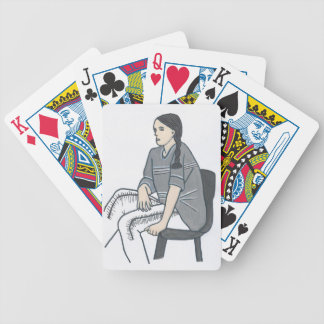 Identity Crisis Bicycle Playing Cards