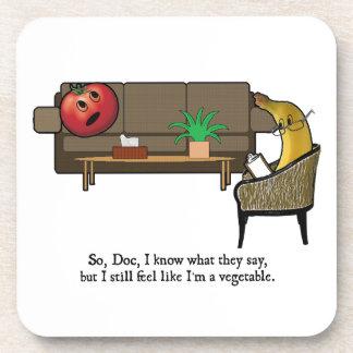 Identity Crisis, Tomato Sees Psychiatrist Coaster