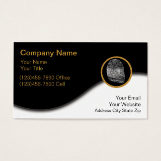 Identity Protection Business Cards fixed