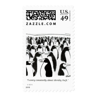 Identity Theft Stamps