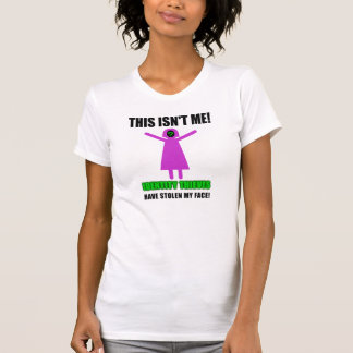 Identity Thief (Women's Light) Shirt