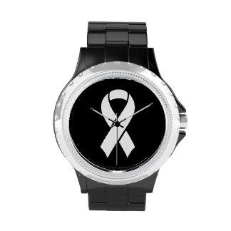Ideología de la conciencia del cáncer de pecho relojes de pulsera