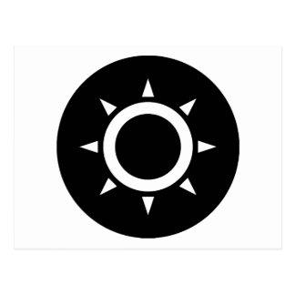 Ideología de Sun Tarjeta Postal