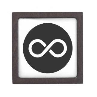Ideología del infinito cajas de regalo de calidad