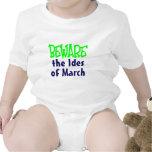 Ides de marzo traje de bebé