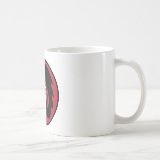 IDF 101 Squadron Classic White Coffee Mug