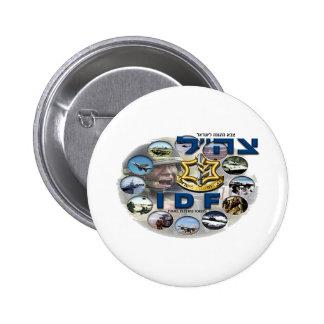 IDF Composite Light Pinback Button