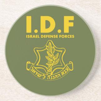 IDF Israel Defense Forces - ENG Coasters