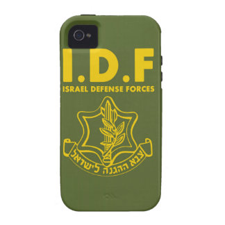 IDF Israel Defense Forces - ENG iPhone 4 Cases