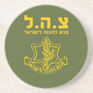 IDF Israel Defense Forces - HEB Coaster