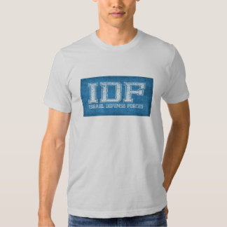 IDF Israel Defense Forces T-shirts