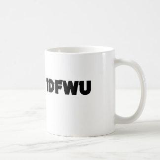 IDFWU COFFEE MUG
