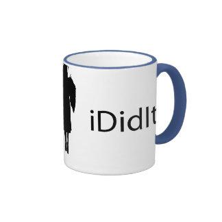 iDidIt Coffee Mugs