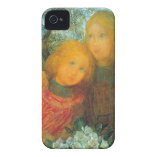 Idilio de Piet Mondrian Case-Mate iPhone 4 Cárcasa