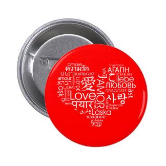 Idiomas del corazón del amor pins