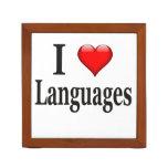 Idiomas del corazón I