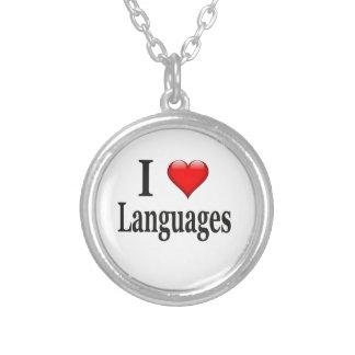 Idiomas del corazón I Grimpola Personalizada