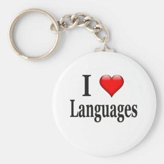 Idiomas del corazón I Llaveros