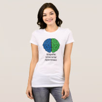 Idiopathic Intracranial Hypertension Brain Shirt