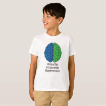 Idiopathic Intracranial Hypertension Brain T-Shirt