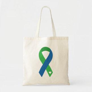 Idiopathic Intracranial Hypertension Ribbon Bag