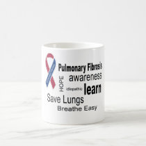 Idiopathic Pulmonary Fibrosis Awareness Mug