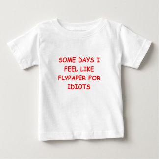 IDIOTS.png Baby T-Shirt