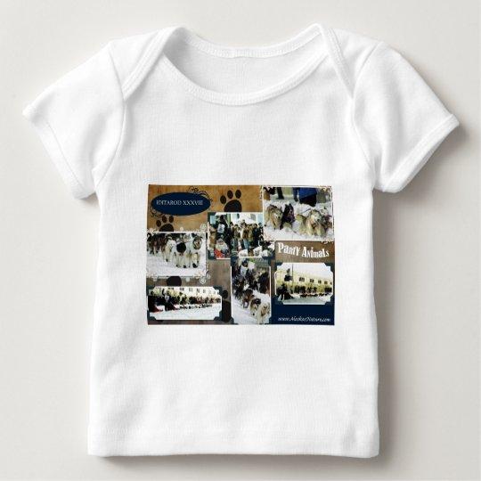 Iditarod 2010 baby T-Shirt
