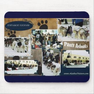 Iditarod 2010 mouse pad