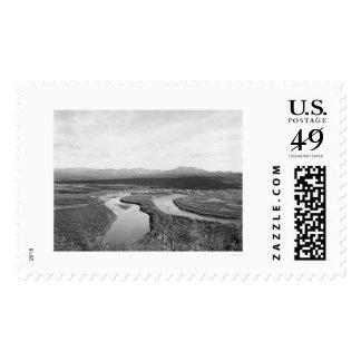 Iditarod, Alaska Birdseye 1914 Stamps