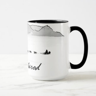 Iditarod Coffee Mug